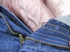 Musculoso masturbandose