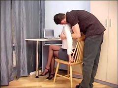 Secretary, Pantyhose