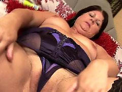 Chubby, Milf, Wet pussy, Chubby mature, Granny